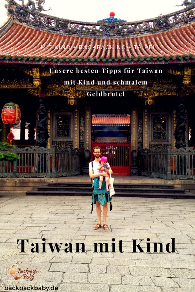 Die besten Tipps und Tricks für eine Familienreise nach Taiwan.