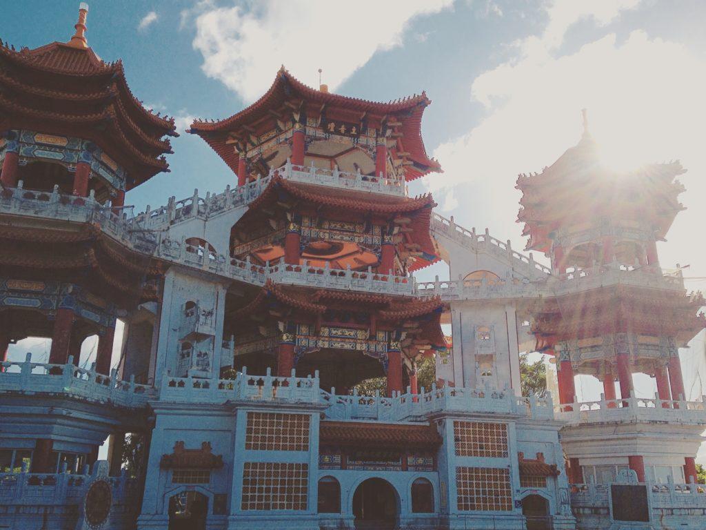 Nur eine kurze Zugfahrt von Taipei entfernt findet man das charmante Hafenstädtchen Keelung.
