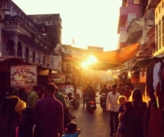 Puskhar ist ein Ort voller Geschichte und Geschichten