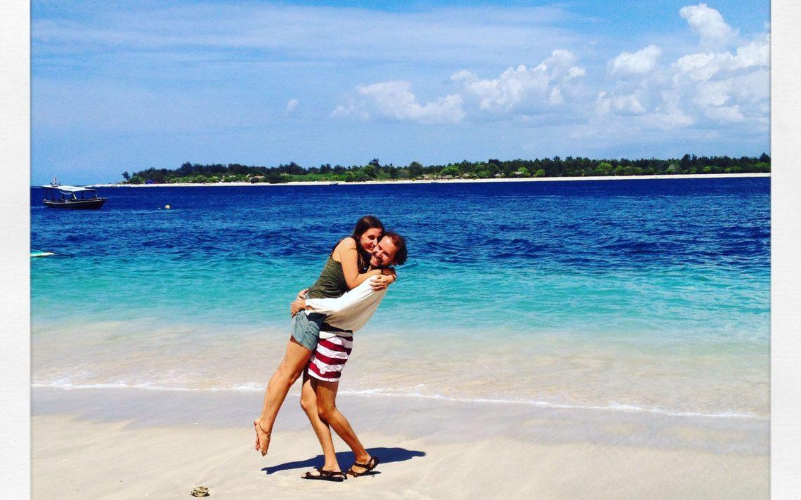 Wie funktioniert eine Ehe auf Weltreise?