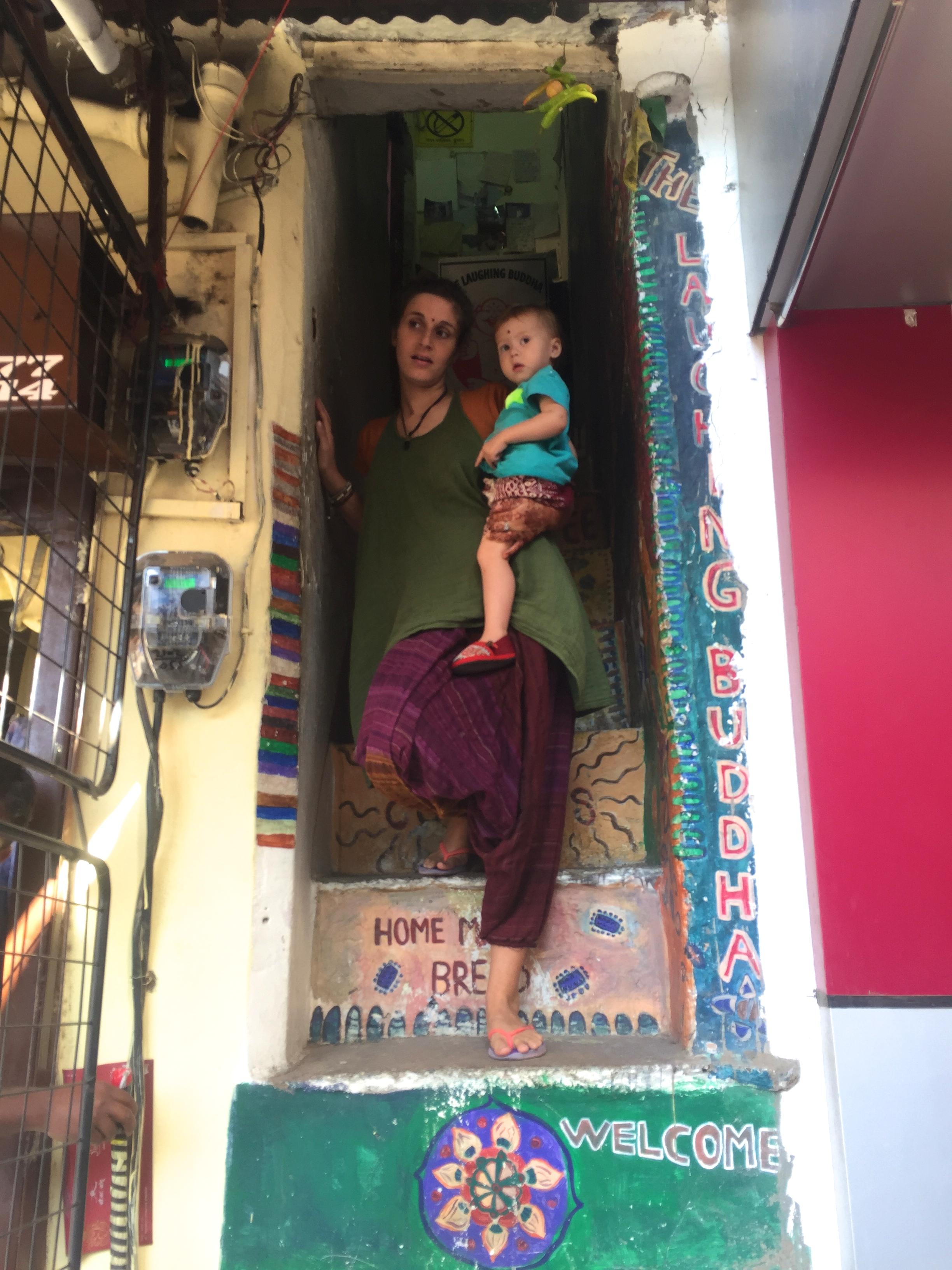 Mit Kleinkind durchs bunte Indien reisen