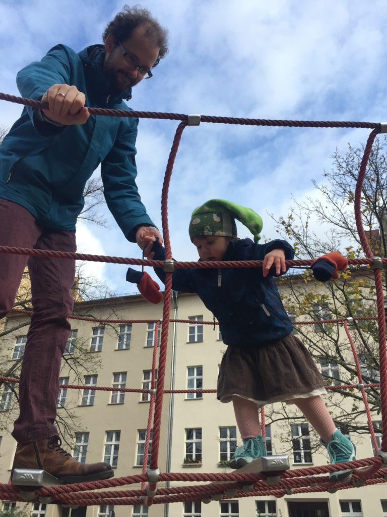 Kinder, denen man etwas zutraut, sind glücklich
