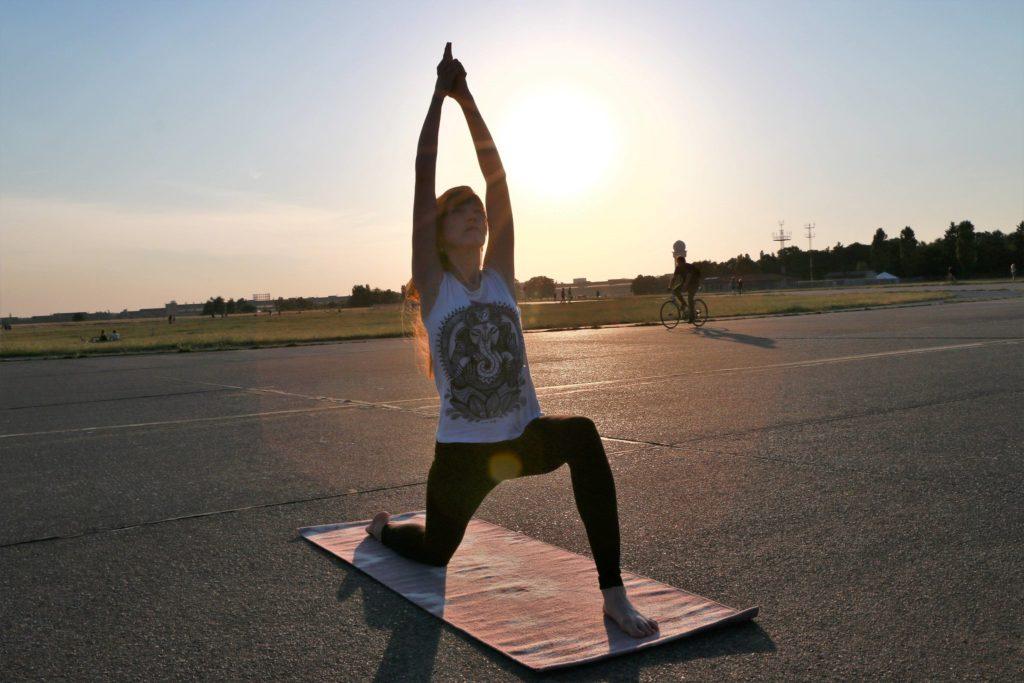 Yoga macht selbstbewusst