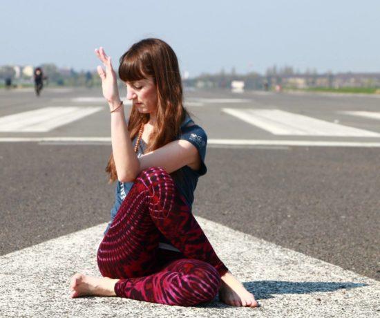 Yoga als Self-Empowerment- feministisches Yoga
