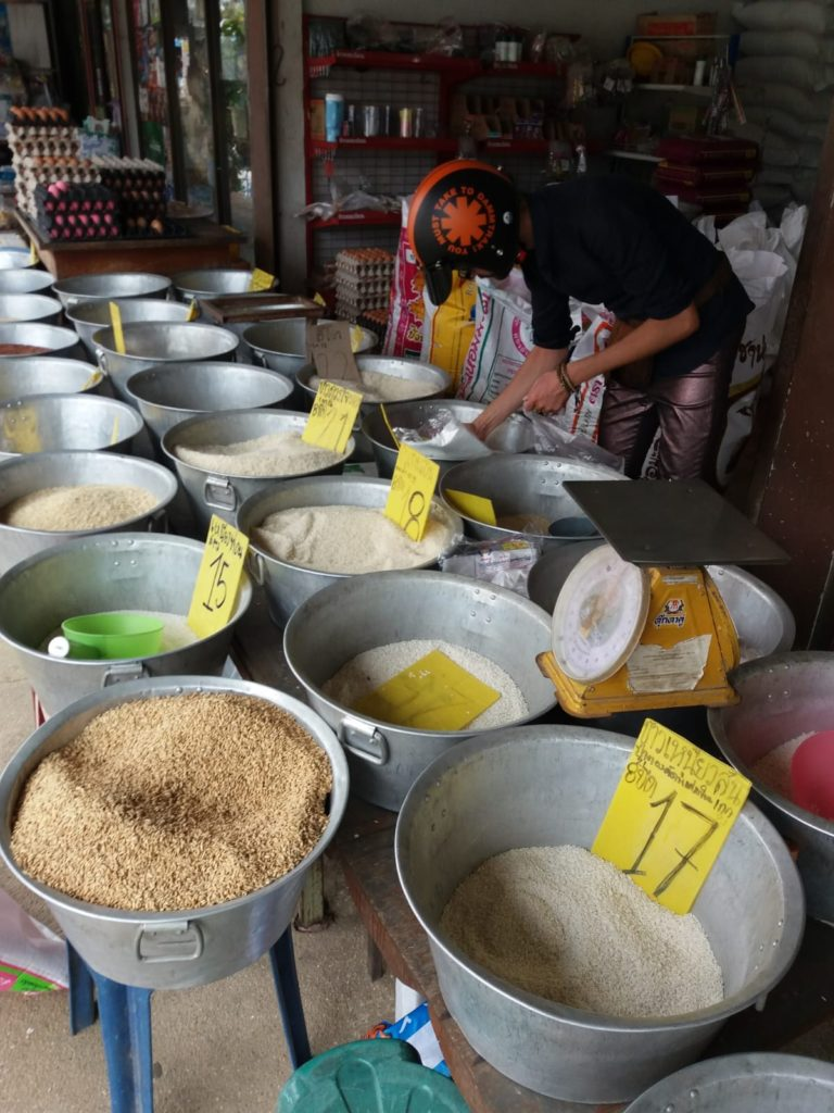 Lebensmittel in Thailand günstig kaufen
