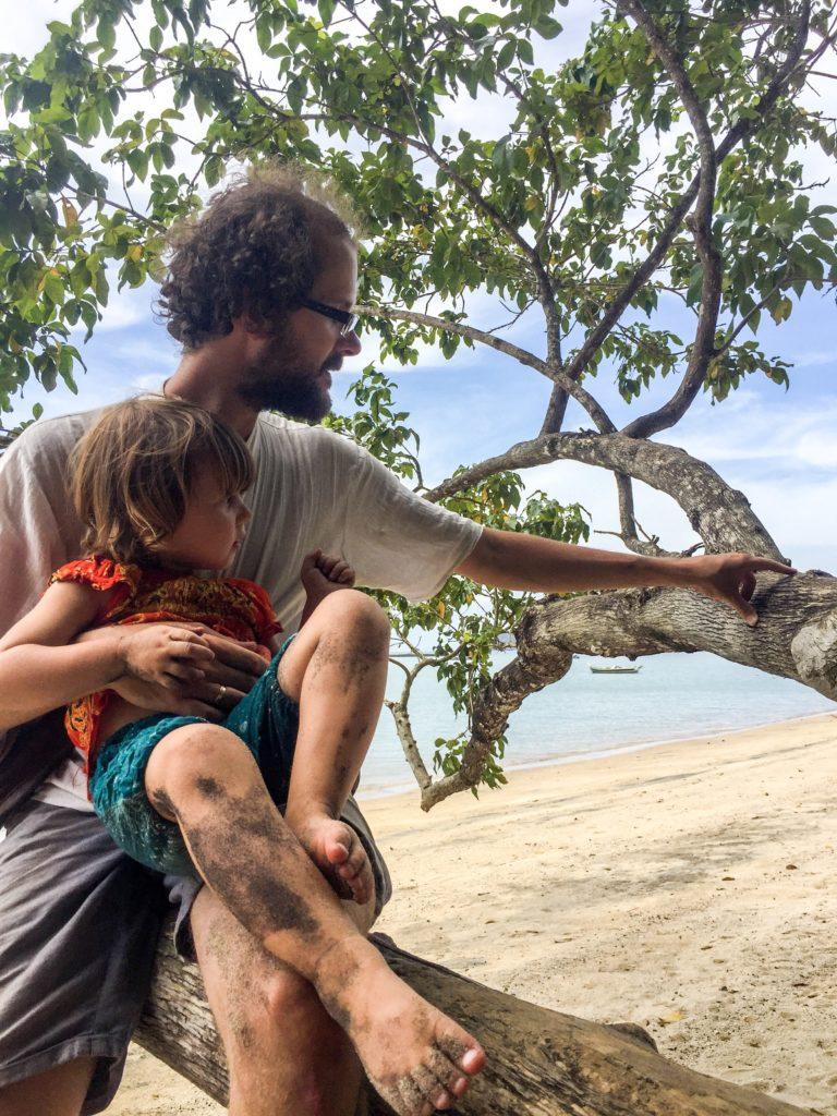 Der Vater als Bezugsperson fürs Kind
